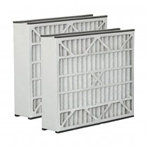 20x25x5 255649-102 & 259112-102 Trion / Air Bear MERV 11 Comparable Air Filter by Tier1 (2-pack)