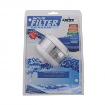 Sprite SL2-WHCT Slim-Line 2 Universal Shower Filter (White and Chrome)