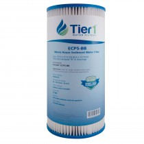 ECP5-BB Pentek Comparable Whole House Sediment Water Filter by Tier1