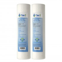 FXUSC GE Comparable Whole House Sediment Water Filter 2-Pack by Tier1