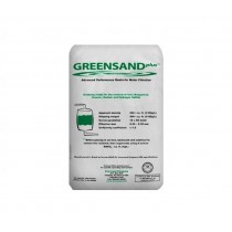 Tier1 Greensand Water Treatment Media for Iron, Manganese, and Hydrogen Sulfide (43 lb bag)