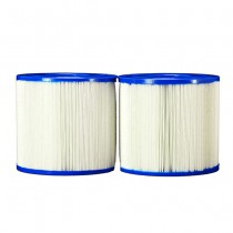 Pleatco PRB17.5SF-JH-PAIR Replacement Pool and Spa Filter (2-Pack)