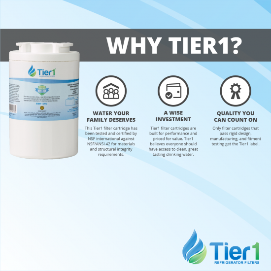 12527304 Amana Comparable Refrigerator Water Filter Replacement by Tier1 (Chart 3)