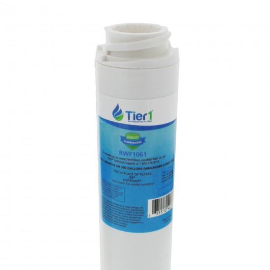 GSWF GE Comparable SmartWater Filter Replacement By Tier1 (Close-up)