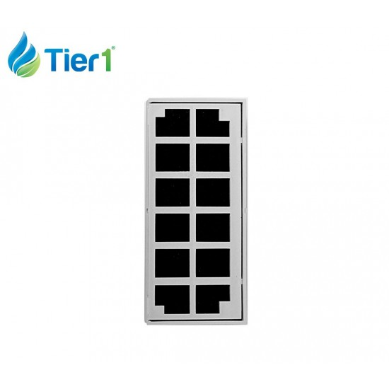GE Odor Filter Cafe Series Comparable Replacement Refrigerator Air Filter by Tier1 (alternate)