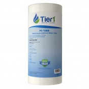 SDC-45-1010 Hydronix Whole House Replacement Sediment Comparable Filter Cartridge by Tier1