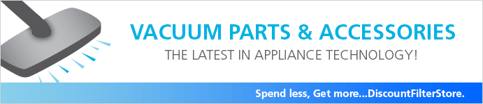 Vacuum Parts & Accessories by DiscountFilterStore.com